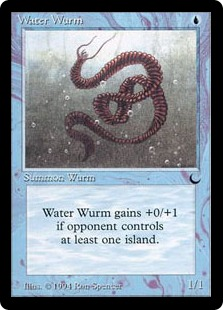 Water Wurm DK