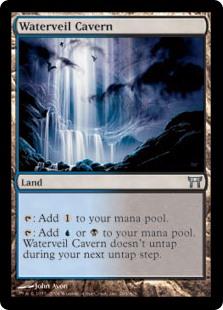 Waterveil Cavern CHK