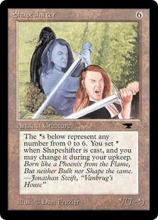 Shapeshifter AQ