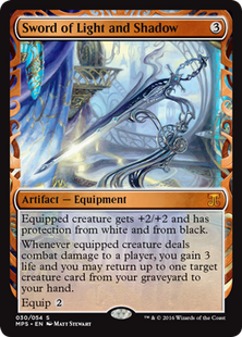 Sword of Light and Shadow MPS