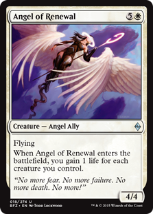 Angel of Renewal BFZ