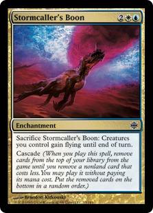 Stormcaller's Boon ARB
