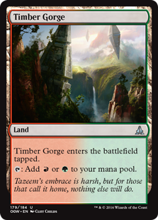 Timber Gorge OGW