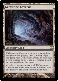 Gemstone Caverns TSP