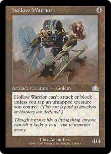Hollow Warrior PCY