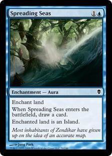 Spreading Seas ZEN