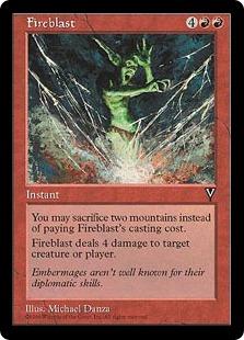 Fireblast VI
