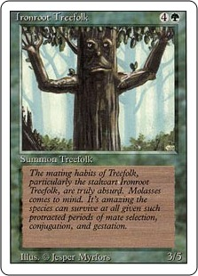 Ironroot Treefolk 3E