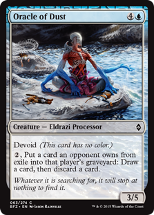 Oracle of Dust BFZ