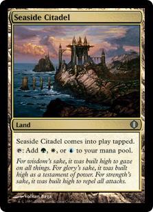 Seaside Citadel ALA