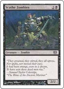 Scathe Zombies 8ED