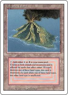 Volcanic Island 3E