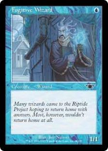 Fugitive Wizard LGN