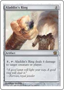 Aladdin's Ring 8ED