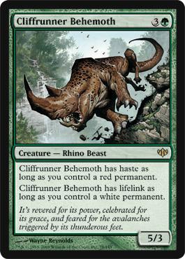 Cliffrunnerbehemoth