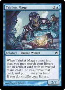 Trinket Mage 5DN