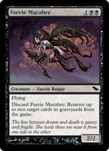 Faerie Macabre SHM