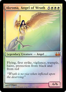 Akroma, Angel of Wrath DDC