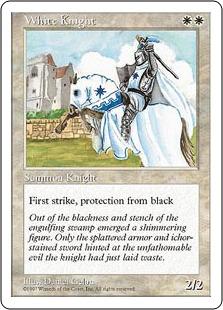 White Knight 5E