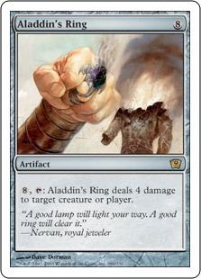 Aladdin's Ring 9ED