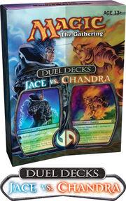 Jace vs. Chandra