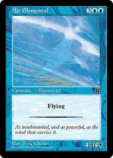 Air Elemental PO2