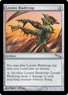 Leonin Bladetrap MRD