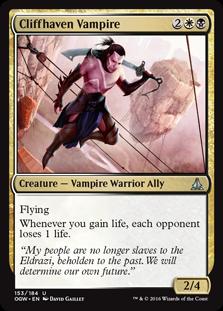Cliffhaven Vampire OGW