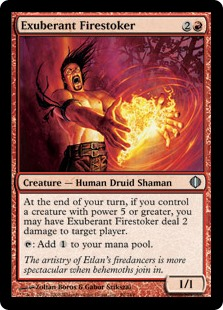 Exuberant Firestoker ALA