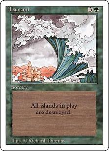 Tsunami 3E