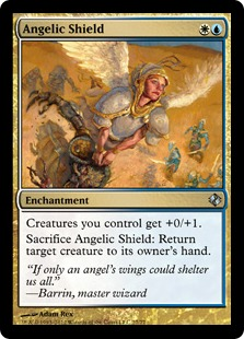 Angelic Shield DDI