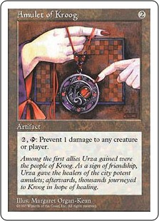 Amulet of Kroog 5ED