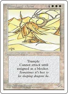 Elder Land Wurm 4