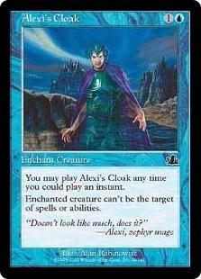 Alexi's Cloak PCY