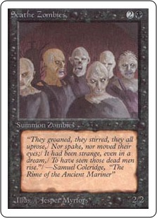 Scathe Zombies 2U