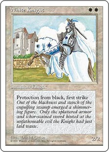 White Knight 4E