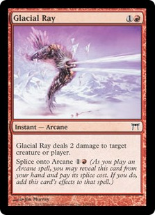 Glacial Ray CHK