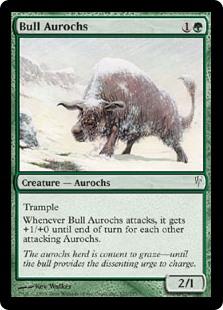 Bull Aurochs CSP