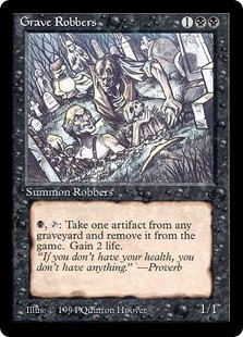 Grave Robbers DK