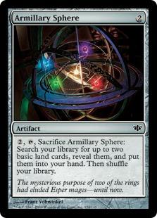 Armillary Sphere CON