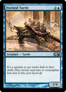 Horned Turtle M10