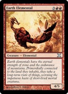 Earth Elemental 10E