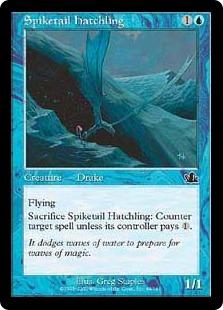 Spiketail Hatchling PR