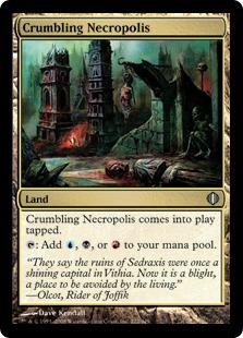 Crumbling Necropolis ALA
