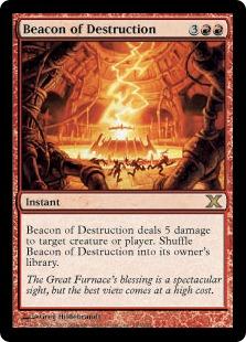 Beacon of Destruction 10E