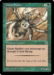 Giant Spider POR