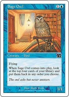 Sage Owl 6E