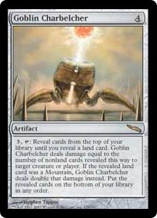 Goblin Charbelcher MRD