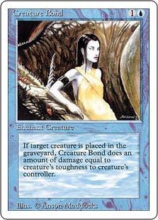 Creature Bond 3E