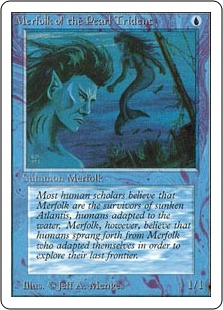 Merfolk of the Pearl Trident 2U